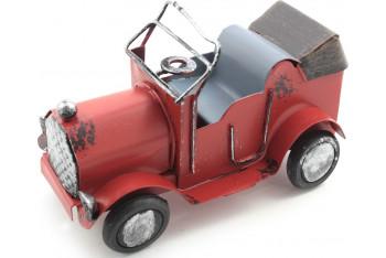 Decotown Klasik Araba Kırmızı