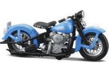 Maisto 1948 Harley Davidson FL Panhead 124
