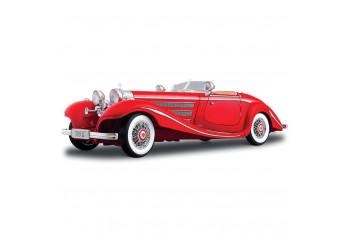 Maisto Mercedes-Benz 500K 118 Kırmızı