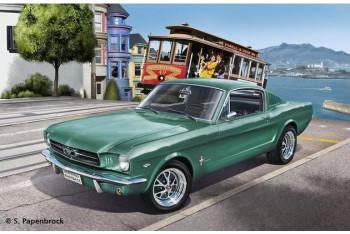 Revell 1965 Ford Mustang 22 Fastback 124