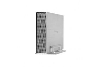 FRISBY FHC-3520S USB 30 Sata 35 inç Hard Disk Kutusu Gümüş
