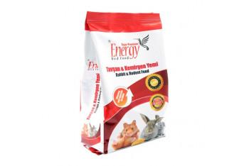 Bird Food Energy Super Premıum Energy® Tavşan ve Kemirgen Yemi500 G