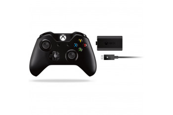 Microsoft X1 Wireless Controller Play And Chargekit