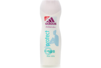 Adidas Protect Shower Milk For Women 250 ml