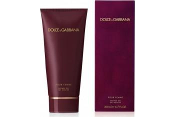 Dolce Gabbana Pour Femme Shower Gel 200 ml