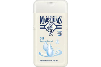 Le Petit Marseillais Süt Banyo ve Duş Jeli 250 ml