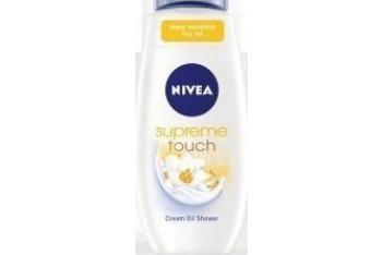 Nivea Supreme Touch Duş Jeli 250m