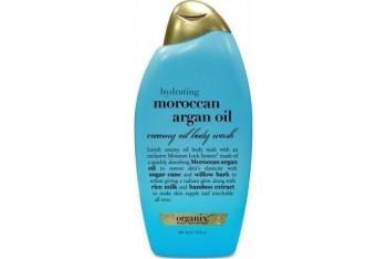 Organix Moroccan Argan Oil Creamy Oil Body Wash 385 ml