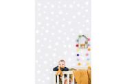 Casa Visare 100 Adet Beyaz Yıldız Sticker