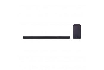 Lg sJ5B 4K soundbar Ev sinema sistemi 320W 2.1 Kanal HDMI Bluetooh