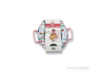 Sevi Bebe Tutmalı Klozet Adaptörü Pembe