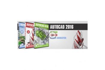 Autocad 2016 DVD