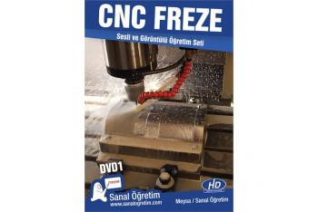 Cnc Freze Programlama DVD