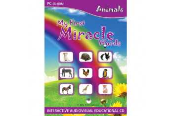 My First Miracle Words Animals