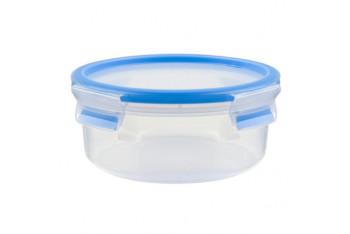Tefal ClipClose Yuvarlak Plastik Saklama Kabı 0.85L