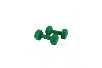 Altis Ds 50 1 Kg PVC Köşeli Dambıl set