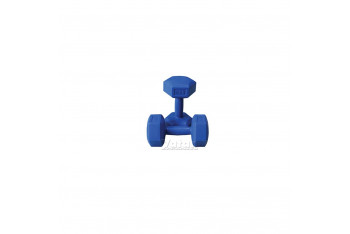 Altis Ds 86 6 Kg PVC Köşeli Dambıl set