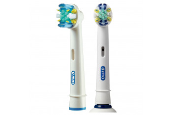 Braun EB25 Oral-B Yedek 2'li Diş Fırçası