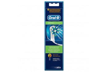 Braun EB50 Cross Action Refil 2'li Yedek Diş Fırçası