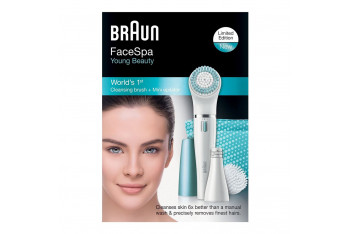 Braun sE 832 E Face Yüz Epilatörü ve Temizleme Cihazı