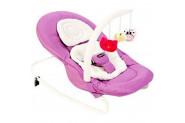 Vauva Bounce Sallanır Oyuncaklı Ev Tipi Ana Kucağı Lila - Mor