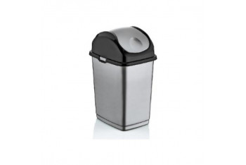 Modatools Dünya Çöp Kovası 10 Lt. Slim 12411