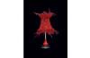 FIRSAT ÜRÜNÜ-3561-1MRED Kırmızı Abajur