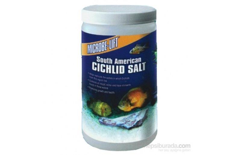 Microbe Lift Güney Amerikan Cichlidleri İçin Tuz 500 Gr