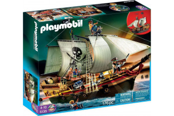Playmobil 5135 Pirates Korsan Gemisi