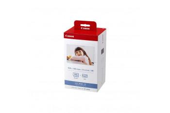 Canon KP108IN Compact Photo Printer Paper 108'li