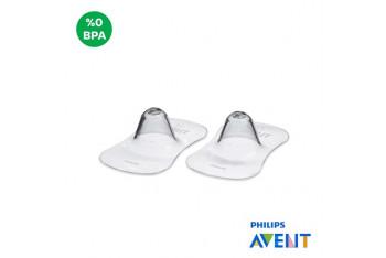 Philips Avent SCF156/01 Standart Göğüs Ucu Koruyucular 2li