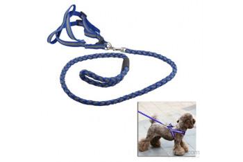 Pet Zoom Köpek Göğüs Tasması 1 - Mavi