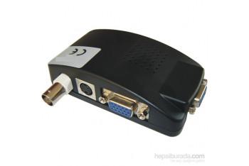 CAM AV VGA Sinyal Dönüştürücü