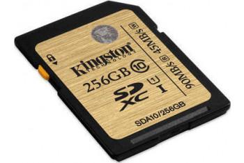 Kingston UHS-I SDXC SDA10 256GB