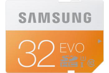 Samsung 32GB Class 10 UHS-1 Evo MB-MP32DA