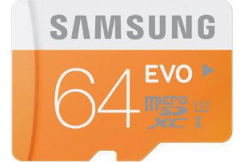 Samsung 64GB Evo Ultra Fast MB-MP64DA