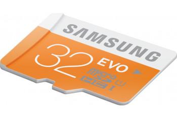 Samsung microSDHC 32GB Class 10 UHS-I Evo