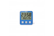 Comfort Plus Dm658 Bebbe Dijital Thermo-Nem Ölçer-Yeşil Mavi