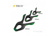 Troy 25059 Mandal Tipi İşkence (225Mm)