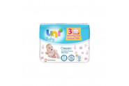 Uni Baby Klasik Islak Bebek Havlusu 56'lı x 3'lü Paket
