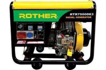 Rother RTR 7500 DE3