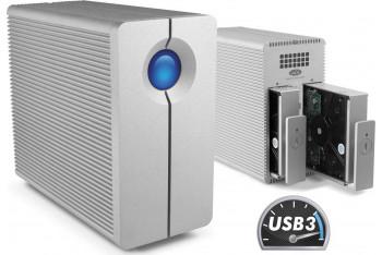 Lacie 2big Quadra USB 30