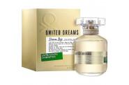 Benetton Dream Big Edt 80 ml Kadın Parfümü