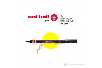 Uni Pin Gliss Uçlu Çizim Kalemi 05 PIN05-200