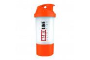Hardline Nutrition Shaker Turuncu 600 ml.