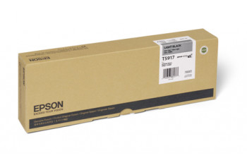 Epson T5917 Ink Cartridge Light Black