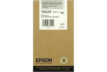 Epson T6029 Ink Cartridge Light Light Black