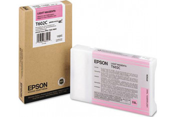 Epson T602C Ink Cartridge Light Magenta