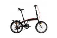 Bisan Fx 3500 Katlanır Bisiklet V 20 Jant 6 Vites - Siyah
