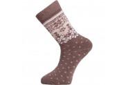 Panthzer Casual Wool Erkek Çorap Bej Bej - 35 - 38